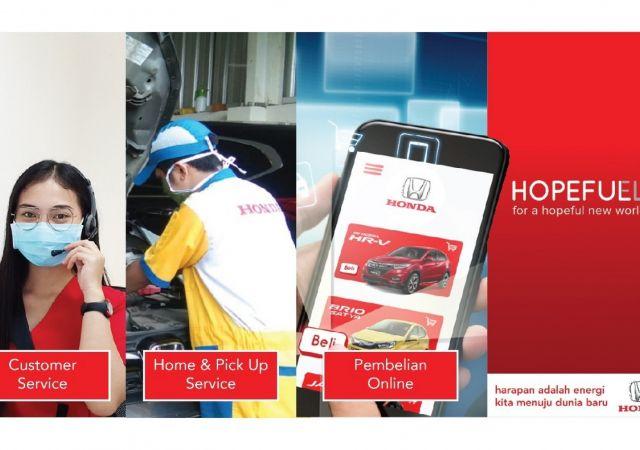 #HondaHOPEFUEL