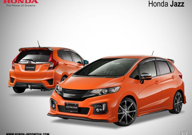 Eksis Selama 17 Tahun, Inilah Tiga Generasi Honda Jazz di Indonesia